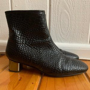 Robert Clergerie Black Boots Women's Size 8
